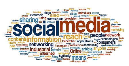 You can grow your business with marketing and selling that makes use of social media.